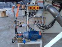Réseau incendie et air comprimé sur séchoir industriel