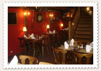 Caveau du restaurant