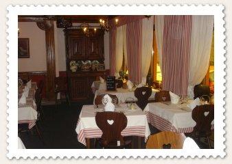 Salle 2 du restaurant