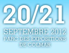 Gestion-Pro et les consultants de Vision Entreprise présents au 6ème Salon des Nouvelles technologies et des Entrepreneurs du 20 au 21 septembre 2012 à Colmar
