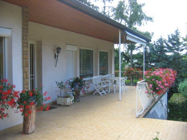 """La terrasse de """" La Villa """""""
