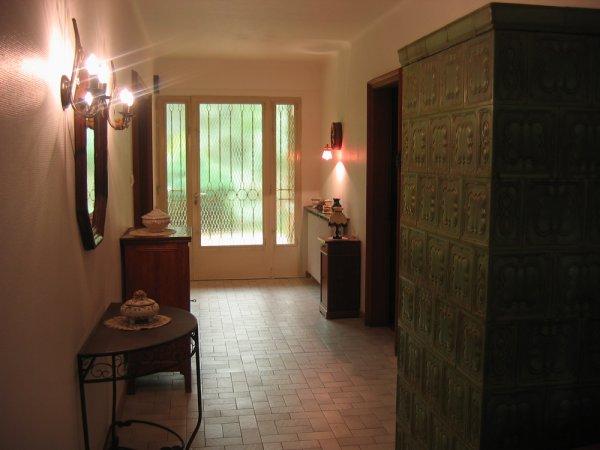 "Le couloir de "" La Villa """