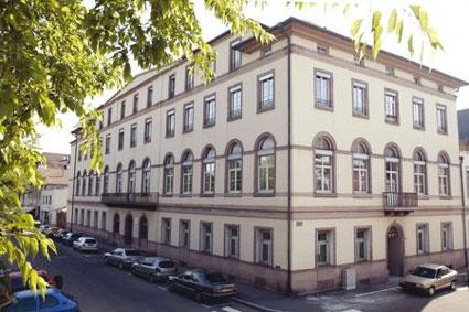 Bâtiment du CFA de Colmar
