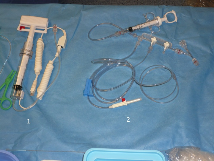 Kit de dilatation