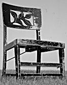 Chaise de piano de Glenn Gould
