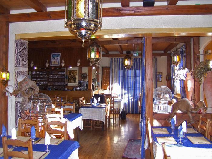 restaurant dromadaire selestat