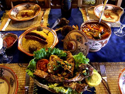 Couscous dromadaire restaurant selestat